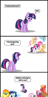Be a Pretty Princess by bronybyexception