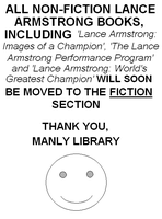 Lance Armstrong Books Prank Reconstructed by Porphyrogenita