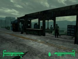 NCR prospector camp by theunknownemo