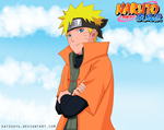 The next hokage by Uendy