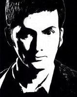David Tennant - the 10th Doctor by Coop-EH