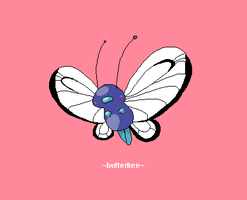 Butterfree 012 by juenavei