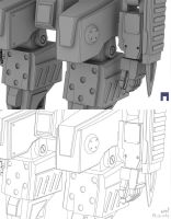 Concept mech in USTREAM LIVE by Haruyuki86