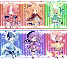 [CLOSED] SET-PRICE ADOPT Aria by whitepaperrabbits