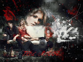 True blood wallpaper by sunny1212