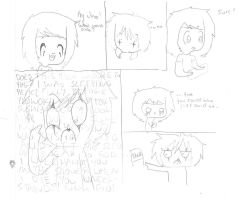 Unsure Jinxx Comic by TheLineArtist