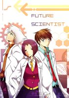 Future Scientist by SECONDARY-TARGET