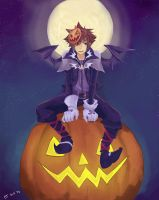 KH: Halloween by Re-Kit