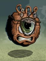Behold the Beholder by gerern0