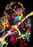 AP8 - Chuck Berry by daGroove