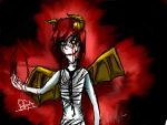 Demon Contest Entry by Preowned-Virus