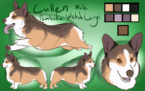 Cullen Reference Commission by SanjanaStone
