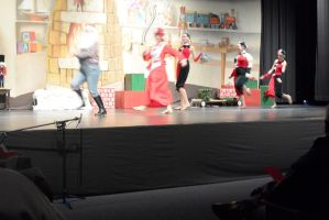 The Dance Company Christmas Show, Santa 2 by Miss-Tbones