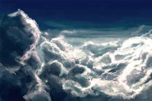 Cloud by WesleyChen