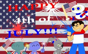 Happy 4th of July(2015) by Jackson93