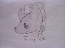 Thunderlane sketch for Ripple09 by Lockian