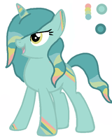 My Ponysona, Sargent! by TimelordCupcake
