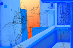 Hey its another wip by CyanLights