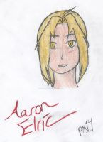 Aaron Elric-17 by peppermix14