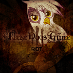 Three Days Grace - Riot (Gilda) by AdrianImpalaMata