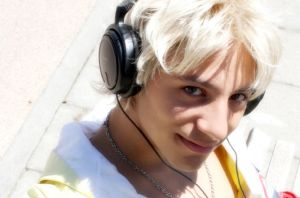 Italian Tidus cosplay by Sommum