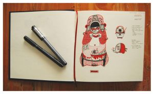 sketchbook page 02 by iforgotmypassword