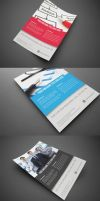 Business Corporate Flyer V3 by glenngoh