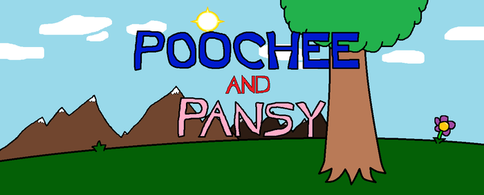 Poochee and Pansy - Backgrounds and Things by 998TheNewOrchestra