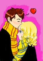 Ida and Neville by DaughterRootless