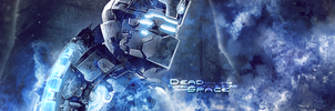 Dead Space no.3 Signature by fricky93