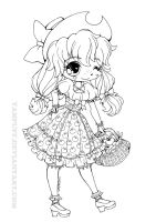 My Little Lolita: Applejack by YamPuff