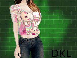 DKL!Mommy Top! 2 by StageTechy1991