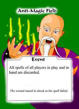 Event card sample by GalaxyZento