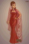 The Sari by soulessrobin