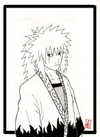 young jiraiya by sharingandevil