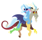 Shining, Shimmering, Splendid by CarouselUnique