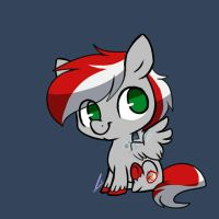 chibi knight fire  by FireAndRose
