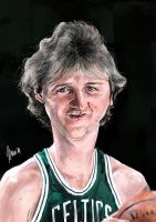 Larry Bird by jupa1128