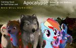 Apocalypse Poster One (Main Characters) by jhilton0907