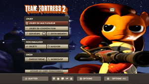 TF2 background menu by Commodor-Richter