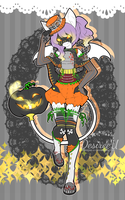 Halloween Flammaesurit Adopt (CLOSED) by Desiree-U