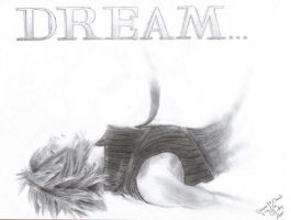 D R E A M - Cloud Strife by synchronetta