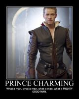 Prince Charming Demotivational by LaDracul
