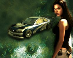 Need For Speed by Zaec