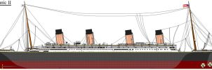 RMS Titanic II by ColinTheP6M