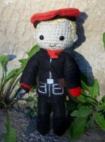 The Young Ocelot Plushie by Cloud-Leporifelis