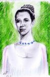 Princess Leia by philippeL