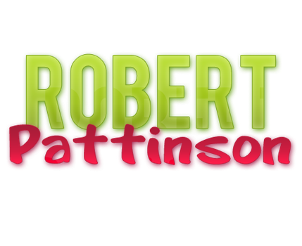 texto png Robert Pattinson  2 by yssietwilighter