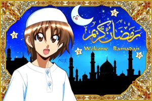 Welcome Ramadan by Nayzak