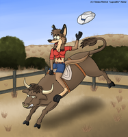 Roodeo by Floyd-Kangaroo